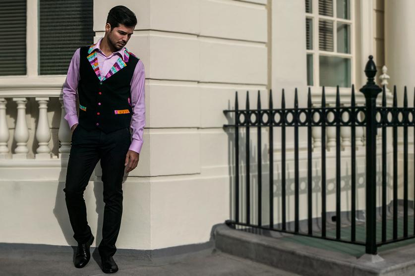 Dandylion Style Waistcoat