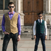 Tailored waistcoats