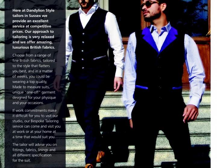Dandylion Style Bespoke Tailoring