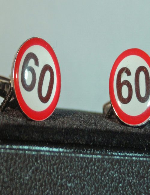 60mph Cufflinks