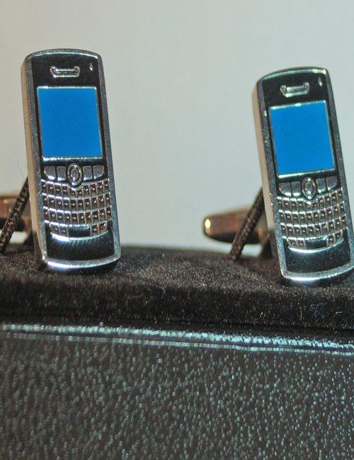 Mobile Cufflinks